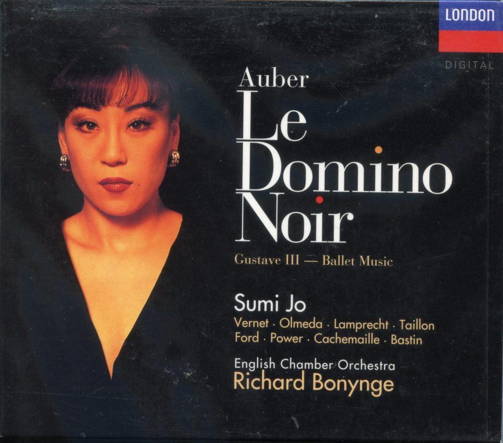 Le Domino Noir - Sumi Jo001