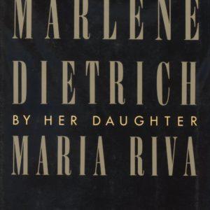 Marlef Dietrich by her daughter002