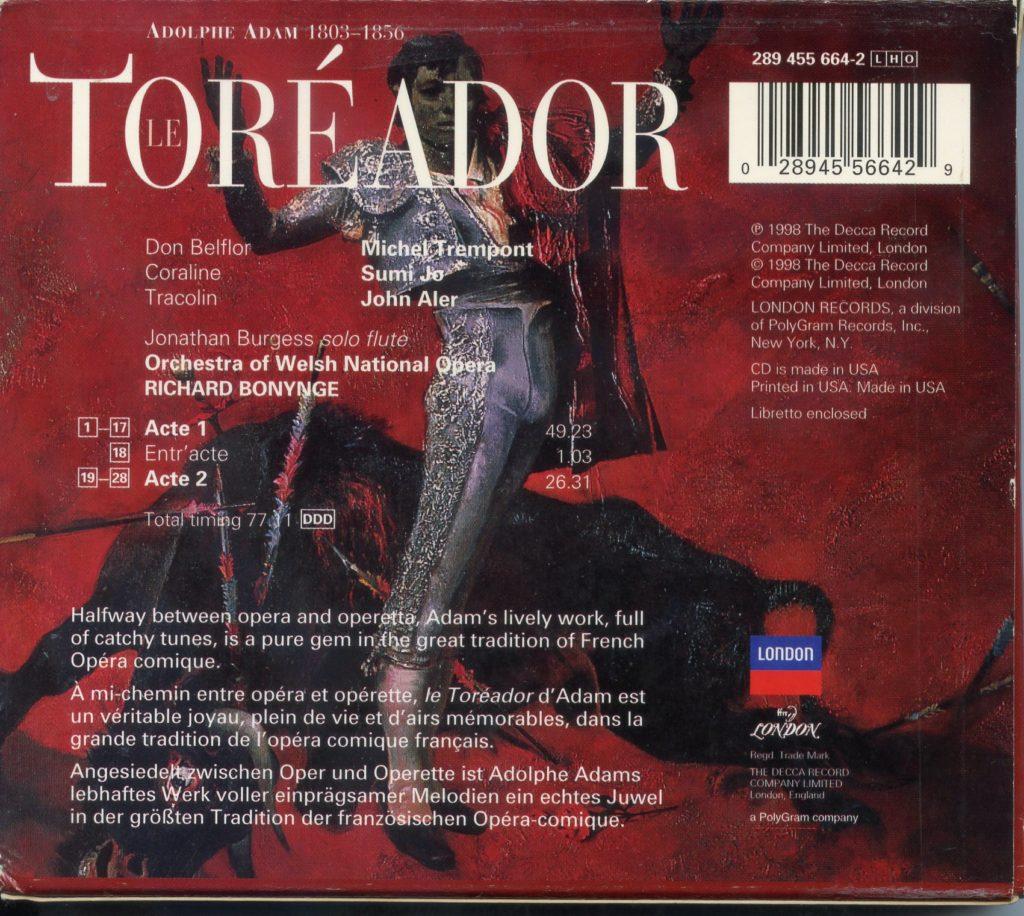 Toreador by Adam002