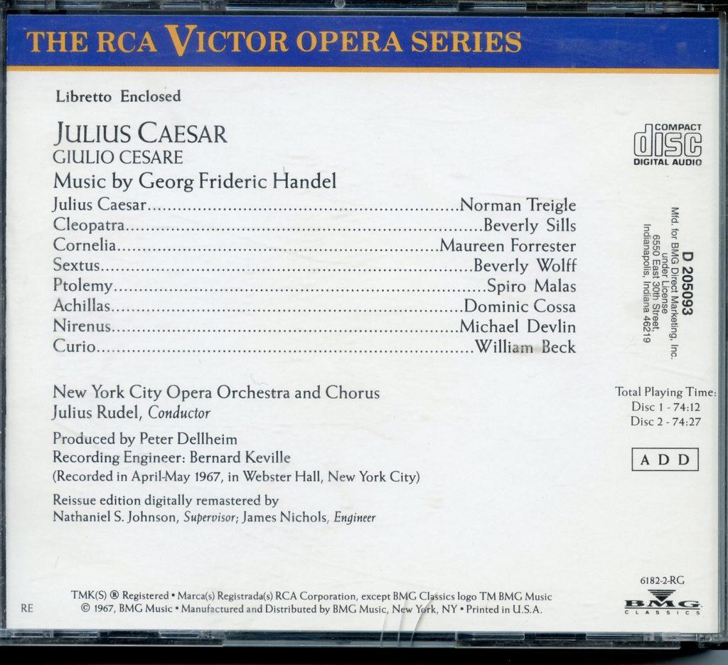 Julius Caesar - Sills002