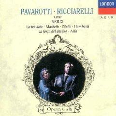 Pavarotti - Ricciarelli
