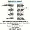 Le Nozze di Figaro CD – Freni Norman007