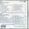 Mozart – Arias famosas 2 CDs002