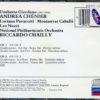 Andrea Chenier – Pavarotti Caballé002