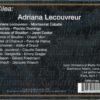 Adriana Lecouvreur – Caballe Domingo002