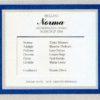 Norma CD – Milanov, Thebom002