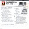 Franco Corelli – Opera arias002