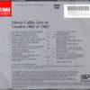 Maria Callas – Live in London002