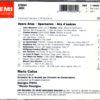 Maria Callas – Opera arias 60's002