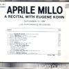 Aprile Millo – A recital002