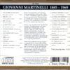 Giovanni Martinelli – Prima Voce 1002