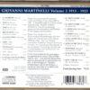 Giovanni Martinelli – Prima Voce 2002