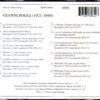 Gianni Poggi – Volume I002