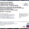 Leontyne Price – Christmas Songs002