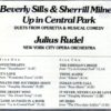 Beverly Sills & Sherrill Milnes – Up in Central Park002