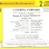 Caterina Cornaro CD – Caballe, Aragall001